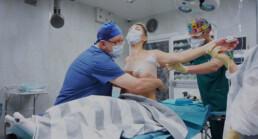 Увеличение груди аксиллярным способом — до и после — Александр Древецкий